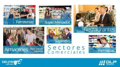 Sectores Comerciales
