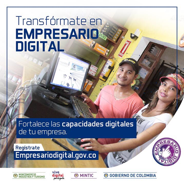 Empresario digital
